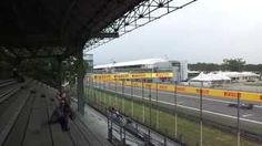 Want to know which grandstand to sit in at Monza for the Italian Grand Prix? We sat in them all and here is the proof! Check out video view from 21 grandstands. #F1 #italiangp #monza