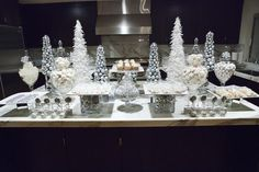 Hostess with the Mostess® - Winter Wonderland-Naughty or Nice