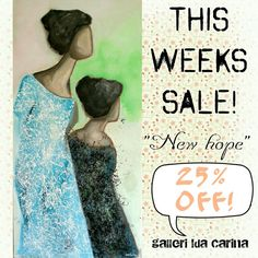 "This weeks sale is ""New hope"" with off! Etsy Seller, Trending Outfits, Creative, Pretty"