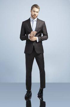 Terno cinza para os noivos: como usar? Bride, Formal, Casual, Style, Fashion, Gray Suits, Invisible Socks, Harris Tweed, Suits