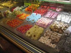 Harrods treats and sweets