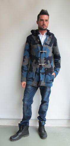 #wilcolook #moda #hombre trenka #takeshykurosawa pantalon #takeshykurosawa bota #palladium http://www.miinto.es/shops/b-1040-wilco