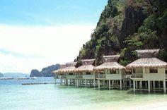 Pamalican island Philippines