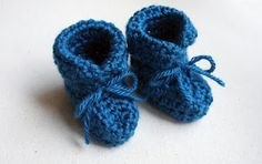 Free pattern crochet for baby booties