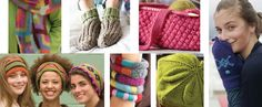 Free Ebook for SEVEN Free Patterns from hats and scarves to knitted bags and bangles, discover all 7 patterns for knitting accessories in this free eBook from knitting daily (they offer several free ebooks and lots of free patterns)