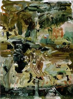 Cecily Brown - Untitled (#92), 2008, oil on linen