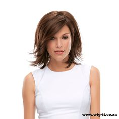 Rosie This piecey bob with a sideswept fringe is loaded with layers.  http://wig-it.co.za/jon-renau-wigs/wigs/jon-renau-2015-fall-collection/rosie-detail #wigitcoza #wig