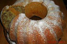 Coko orechova babovka_recipe_main Czech Recipes, Russian Recipes, Cake Recipes, Snack Recipes, Snacks, Bunt Cakes, Sweet Cakes, Pound Cake