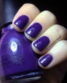 Ooohhh I like this: Sinful Colors - Enchanted - and this brand is super inexpensive!