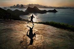 "Steve McCurry, ""Silhouettes & Shadows,' Brazil"