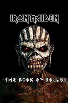 Iron Maiden - The Book Souls