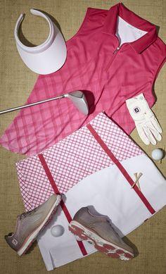 Incredible Stylish Women's Golf Clothing Ideas. Ravishing Stylish Women's Golf Clothing Ideas. Ladies Golf Clubs, Best Golf Clubs, Girls Golf, Women Golf, Cute Golf Outfit, Golf Attire, Golf Player, Golf Wear, Womens Golf Shoes