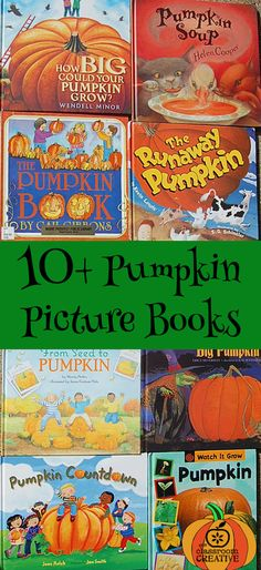 Read a pumpkin pictu