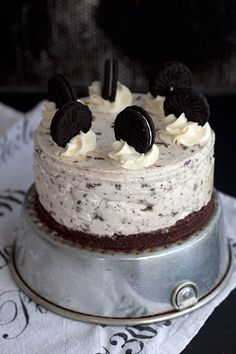 Something Sweet, Cheesecakes, Food And Drink, Cooking Recipes, Sweets, Candy, Cookies, Cream, Baking