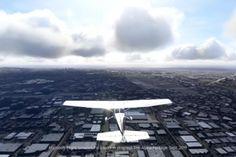 Microsoft Flight Simulator 2020 Alpha Testing Starts This Month | Player.One Microsoft Flight Simulator, Airplane View, Aviation, Games, Gaming, Plays, Game, Toys, Aircraft