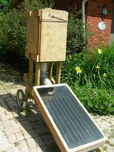 solar dehydrator | Windy Field Farms