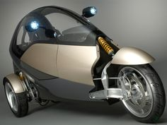 BMW CLEVER Research Vehicle, 2006