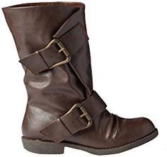 Ranuku, Boots femme - Marron (Whiskey Old Saddle), 36 EUBlowfish
