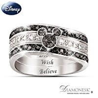 Today's Disney discovery is like 3 in It is blingy and has Mickey on it, so it falls in to the must see category, in my eyes. Let's take a look at the Mickey hidden message 3 band ring! Walt Disney Mickey Mouse, Disney Disney, Three Band Rings, Silver Jewelry Cleaner, Disney Jewelry, Engraved Rings, Engraved Jewelry, Disney Style, Disney Inspired