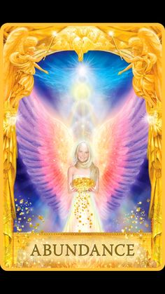 Angel Message Cards