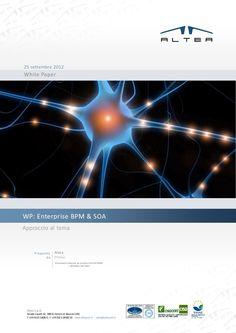 WP - Approccio all'uso di una piattaforma BPM/SOA by Giovanni Rota via Slideshare