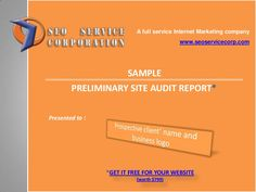 Why Is A Website Audit Report Necessary  Audit Reporting