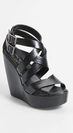 Quite possibly the most comfortable (and stylish!) wedge sandals ever created.