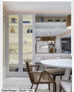 Home Decor – Decor Ideas – decor Kitchen Dinning, Home Decor Kitchen, Kitchen Interior, Interior Design Living Room, Kitchen Design, Interior Decorating, Contempory Kitchen, Cuisines Diy, Built In Pantry