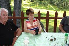 Richard and Sharon at Ablin Acre.