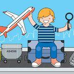 Essay: Security Lines and Flight Delays? This Kid's in Paradise  -----------------------------   #news #buzzvero #events #lastminute #reuters #cnn #abcnews #bbc #foxnews #localnews #nationalnews #worldnews #новости #newspaper #noticias