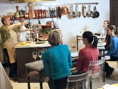 cooking Class Interior - Cooking School New York& Eataly. Cooking Classes For Kids, Cooking School, Fun Cooking, Cooking Recipes, Cooking Movies, Cooking Videos, Cooking London Broil, Make Your Own Pasta, How To Cook Zucchini