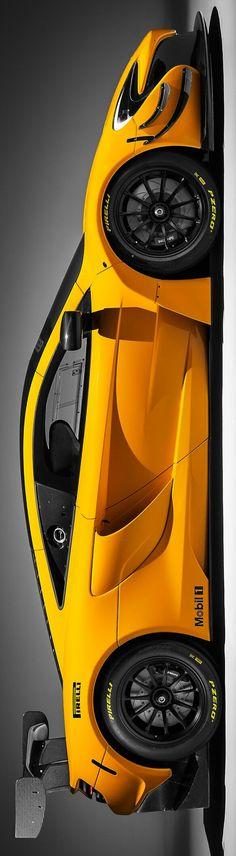 2016 McLaren 650S GT3 by Levon