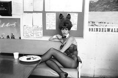 Bruce Davidson, Playboy club, 1963 © Bruce Davidson/Magnum Photos