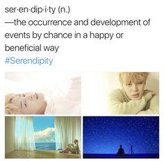 serendipity jimin bts love yourself her