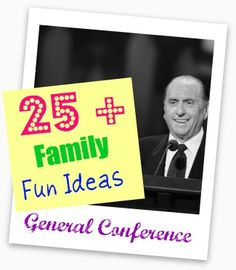 LDS-General-Conference Family Traditions