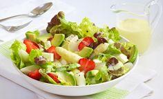 Spargelsalat mit Avocado   Knorr