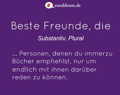 Dafür sind Freunde schließlich da! #lesen #Bücher #Freudeteilen