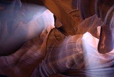 Twin Light Tubes, Southwest, USA