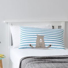 Gorgeous simple and Clean for the boys / Kids Bedding Products & Accessories | Adairs Kids