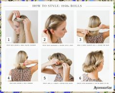 Iheartmexo: Party Hair Styles