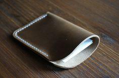 Horween Leather Cardholder