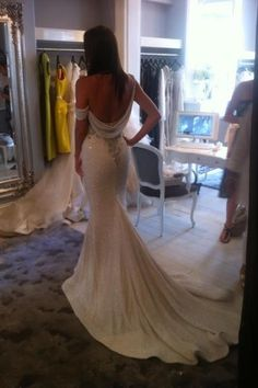 #wedding #dress #steven Khalil
