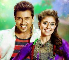 Surya and Nayanthara