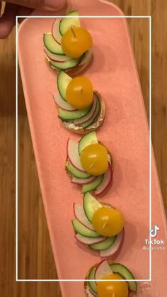 Easy Food Art, Food Decoration, Food Videos, Party, Easy Meals, Appetizers, Snacks, Vegetable Recipes