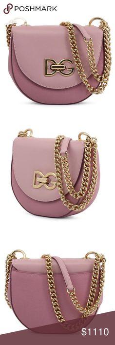 abcc040731 Dolce&gabbana pink WIFI saddle crossbody bag ❤ Dolce&gabbana pink WIFI  saddle crossbody bag ❤️