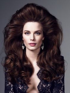 Pleasing Bouffant Hair Big Hair And The 80S On Pinterest Hairstyles For Women Draintrainus