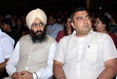 Neha Dhupia, Farhan Akhtar, Dharmendra at Baisakhi Festival & Punjabi Icon Awards 2013