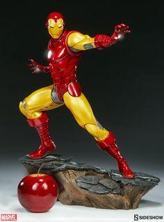 Sideshow EXCLUSIVE Classic Iron Man