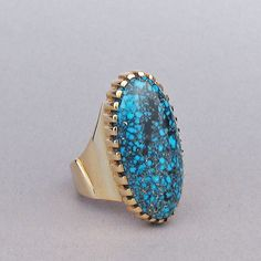 Lander Blue ring