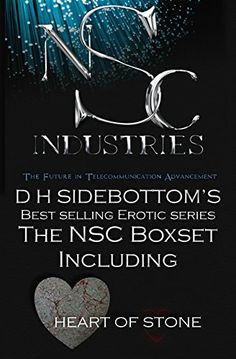The NSC Boxset: Heart of Stone (NSC Industries Book 13) - Kindle edition by D H Sidebottom. Literature & Fiction Kindle eBooks @ Amazon.com.